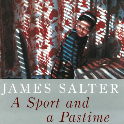 A Sport and a Pastime audiobook cover art