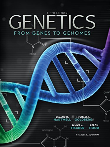 Genetics: From Genes to Genomes (English Edition) PDF Books