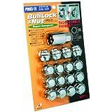 KYO-EI [ 協永産業 ] Bull Lock Super Compact ブルロックスーパーコンパクト [ 袋タイプ 19HEX ] M12 x P1.25 4H車用 [ 個数:16P ] [ 品番 ] P0603-19