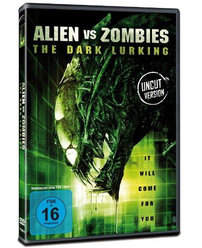 Alien vs Zombies - The Dark Lurking (Uncut, Steelbook)