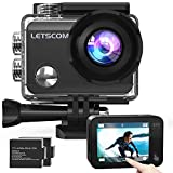 Best Action Cams - LETSCOM 4k60fps WiFi Action Camera Touch Screen Sports Review