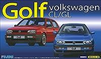 フジミ模型 1/24 リアルスポーツカーシリーズNo.27 フォルクスワーゲンゴルフ CL / GL