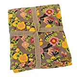 Molly Mutt Pet Blankets - Furniture Protection for Dogs and Cats (Time After Time, Large)