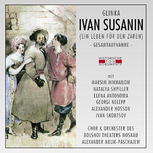 Ivan Susanin: Dritter Akt - Wie vom Eise frei