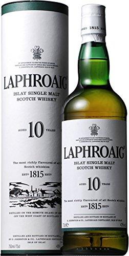 LAPHROAIG(ラフロイグ)『ラフロイグ10年』