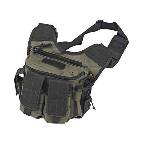 US PeaceKeeper Rapid Deployment Pack, Olive Drab Green , 10-x 12-x 3'