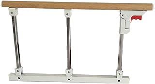 ワンキー折りたたみ式ベッドレール、高齢者用ナイトレールベッド手すりガードレール、安全折りたたみ式手すりシニア成人病院医療支援装置(色:68x40cm)