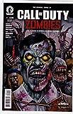 Call of Duty Zombies #1 (2016) Simon Bisley Cover