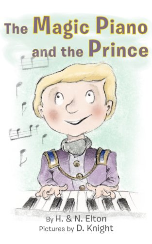 The Magic Piano and The Prince (English Edition)