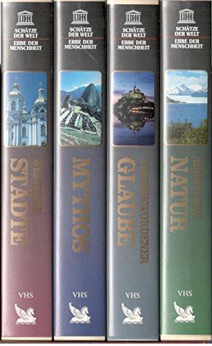 Schätze der Welt - Erbe der Menschheit (4 VHS)