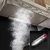 Accesorios para campanas extractoras, cubierta a prueba de aceite Aislante de humos de aceite para accesorios de cocina