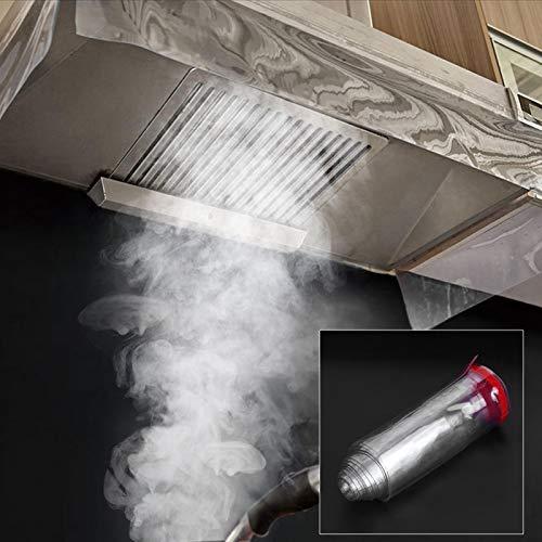 Accesorios para campanas extractoras, cubierta a prueba de aceite Aislante de humos...