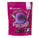 Member's Mark Dried Sunny n' Sweet California Prunes Pitted 2.5 lbs. A1