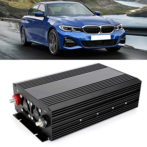 Fantastic Prices! Car Pure Sine Waves Inverter Vehicle Converter DC 12V-110V 3000W 60Hz Aluminum All...