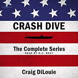 Crash Dive: The Complete Series (Books 1-6) cover art