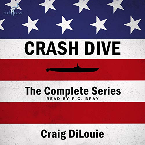 Crash Dive: The Complete Series (Books 1-6) audiobook cover art
