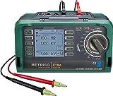 GMC-I Messtechnik Isolationsmessgerät METRISO XTRA