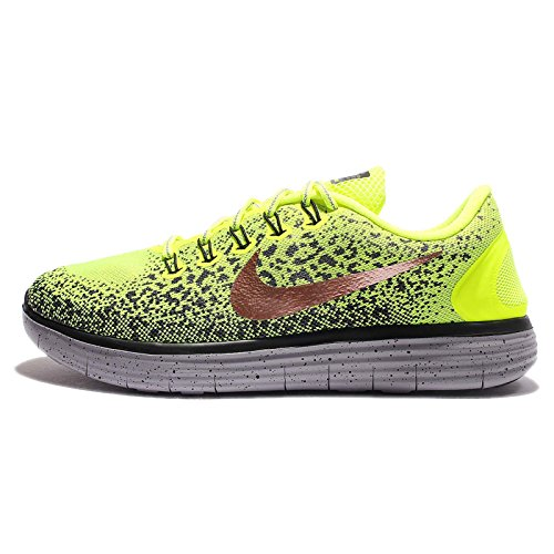 Mens Nike Free RN Distance Shield Running Shoe 10.5 M