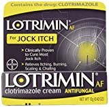Lotrimin AF Cream is greaseless, odorless and non-staining Creams offer both an easy application and soothing feeling