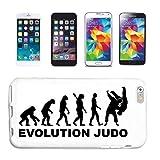 Helene - Funda para iPhone 7, Judo, artes marciales de judo, anillos de judo, funda rígida