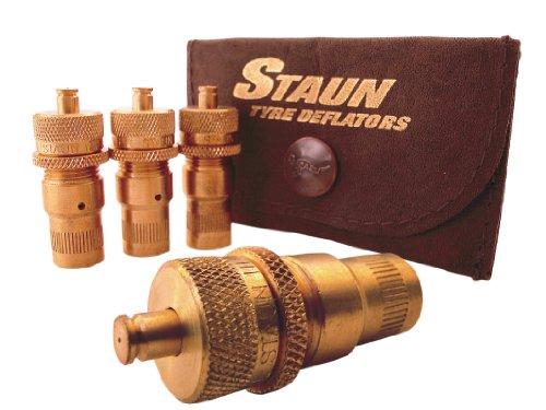 Staun Automatic Tire Deflators (Standard Duty 6-30 PSI)