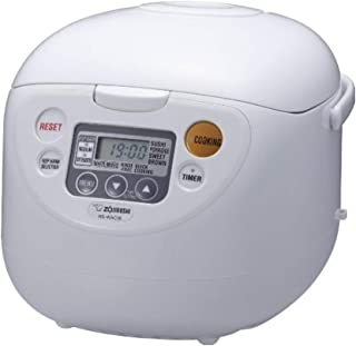 Zojirushi NS-WAC18-WD 10-Cup (Uncooked) Micom Rice Cooker and Warmer