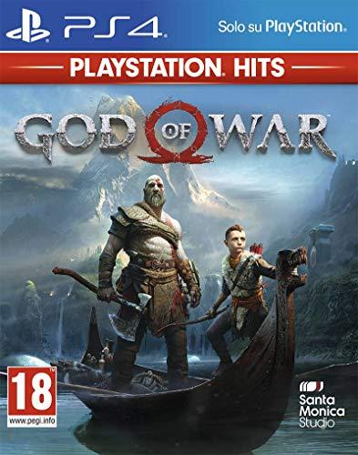 God of War Hits - Playstation 4 - Lingua Italiana