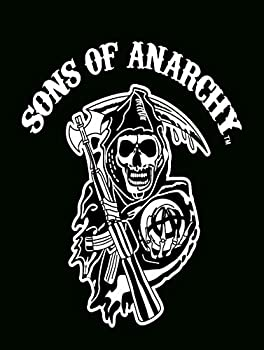 King/cal King Sons of Anarchy Blanket- SOA Merchandise Is Perfect for Home Decor Gifts Accessories Memorabilia Collectables-this Is a Soft Plush Thick Mink Blanket-this Is NOT a Cheaply Made Fleece Throw-