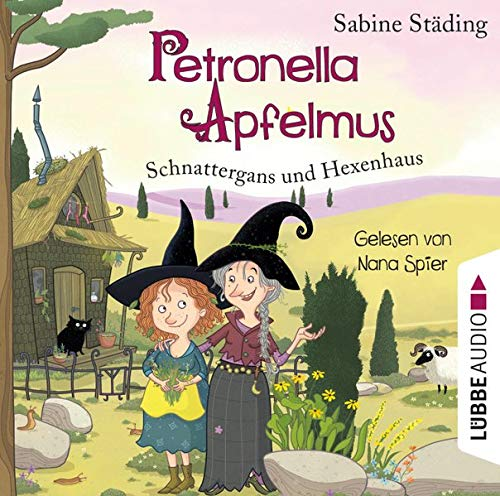 Schnattergans und Hexenhaus cover art