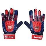 Arsenal FC Official Football Gift Boys Goalkeeper Goalie Gloves