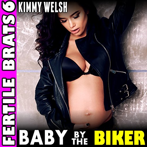 Baby by the Biker audiobook cover art