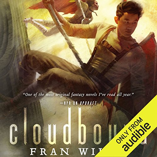 Cloudbound     Bone Universe, Book 2              By:                                                                                                                                 Fran Wilde                               Narrated by:                                                                                                                                 Raviv Ullman                      Length: 13 hrs and 2 mins     4 ratings     Overall 4.5