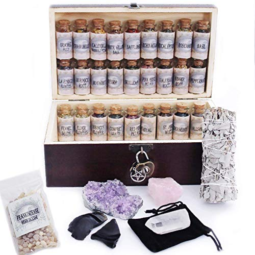Witchcraft Kit | Witch Starter Kit | Wiccan...
