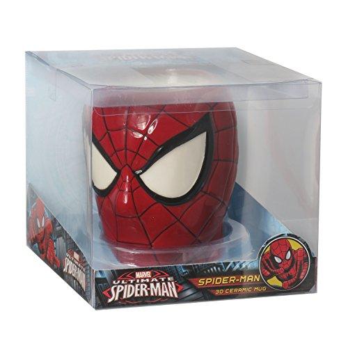 Product Image 2: Marvel Spider-Man Super Hero Mug,Red