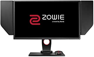 "Monitor Gamer Zowie LED 24.5""  Full HD XL2546, Tecnologia DyAc, Switch S, Black eQualizer, Color Vibrance e Entradas HDMI"