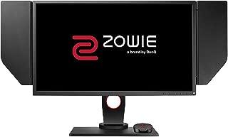 "Monitor Gamer Zowie LED 24.5""  Full HD XL2546, Tecnologia DyAc, Switch S, Black eQualizer, Color Vibrance e Entradas HDMI"