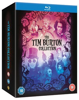 The Tim Burton Collection [Sweeney Todd, Corpse Bride, Charlie and the Chocolate Factory, Mars Attacks!, Batman Returns,
