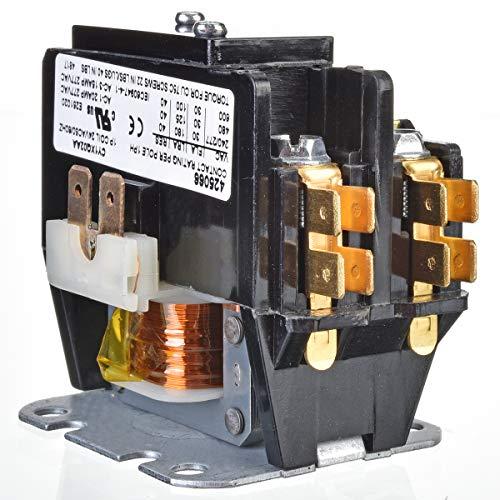 NEW PC130A Single One 1 Pole 30 Amps 24 Volts A/C Contactor C147094P02, HN51KC024 good fit + models in description