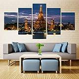 mmwin Moderne HD Gedruckt Bilder Wohnkultur 5