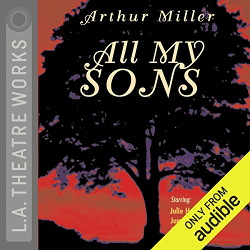 All My Sons                   By:                                                                                                                                 Arthur Miller                               Narrated by:                                                                                                                                 Julie Harris,                                                                                        James Farentino,                                                                                        Arye Gross,                   and others                 Length: 1 hr and 54 mins     3 ratings     Overall 4.3