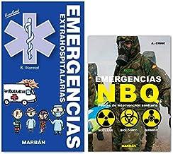 Pack Libro Emergencias Extrahospitalarias (handbook) + Emergencias NBQ