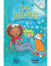 Wishypoofs and Hiccups: Zoey and Sassafras #9 (English Edition)