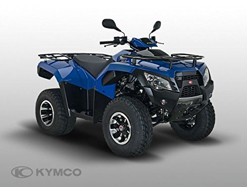 Kymco MXU 300 R Onroad Alufelge, Farben:Schwarz