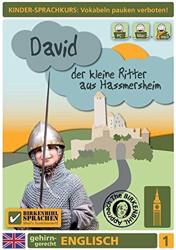 Preisvergleich Produktbild Birkenbihl Sprachen: Englisch gehirn-gerecht,  Der kleine Ritter,  Teil 1