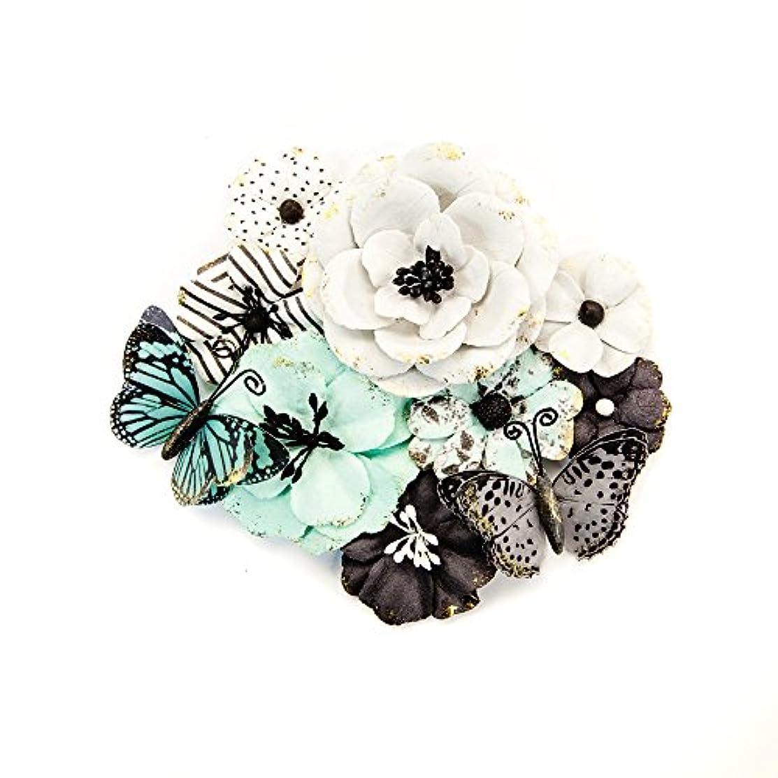 Prima Marketing Inc. 634476 Flirty Fleur Flowers, Multicolored