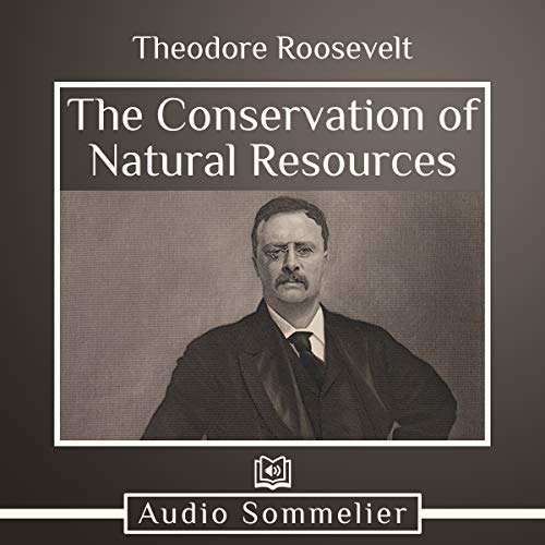 The Conservation of Natural Resources audiobook cover art