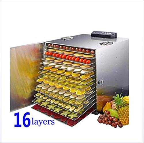 Buy Bargain 30-layer commercial professional fruit food dryer stainless steel food fruit and vegetab...
