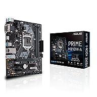 Asus Prime H310M-A Intel H310 LGA 1151 (Socket H4) Micro ATX