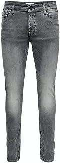 Only & Sons heren Jeans ONSLOOM LIFE SLIM ZIP JOG ST 7103 NOOS