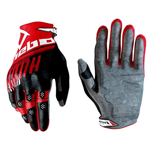 Hebo Stratos Handschuhe, Erwachsene, Unisex, Rot, XXL